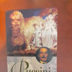 Libros: PETER SOUTHWEL: PUCCINI. Lote 297057068