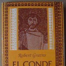 Libros: EL CONDE BELISARIO. NOVELA HISTÓRICA. Lote 14461818