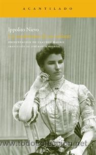 LAS CONFESIONES DE UN ITALIANO IPPOLITO NIEVO GASTOS DE ENVIO GRATIS ACANTILADO (Libros Nuevos - Narrativa - Novela Histórica)