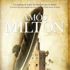 Libros: NARRATIVA. NOVELA. EL ABOGADO DE INDIAS - AMÓS MILTON GARCÍA OROZCO. Lote 42896381