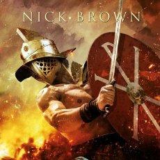 Libros: NARRATIVA. HISTORIA. EL ESTANDARTE IMPERIAL - NICK BROWN. Lote 52718081