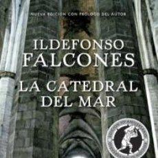 Libros: NARRATIVA. HISTORIA. LA CATEDRAL DEL MAR (EDI CONMEM 10º ANIVERSARIO - ILDEFONSO FALCONES (CARTONÉ). Lote 59971371