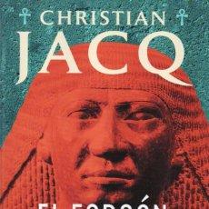 Libros: EL FARAON NEGRO DE CHRISTIAN JACQ - PLANETA, 2016 (NUEVO). Lote 63901563