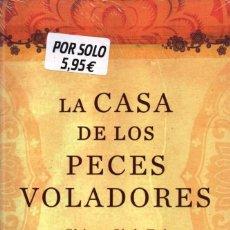 Libros: LA CASA DE LOS PECES VOLADORES DE CHIEW-SIAH TEI - GRIJALBO (PRECINTADO). Lote 73519163