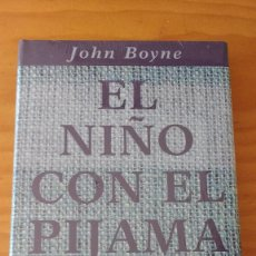 Libros: EL NIÑO CON EL PIJAMA DE RAYAS (JOHN BOYNE) (CÍRCULO) NUEVO Y PRECINTADO - TAPA DURA + SOBRECUBIERTA. Lote 74456867