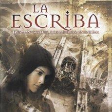 Libros: LA ESCRIBA DE ANTONIO GARRIDO - EDICIONES B, 2008 (NUEVO). Lote 81168100