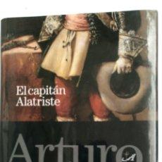 Libros: EL CAPITÁN ALATRISTRE, DE ARTURO PÉREZ REVERTE.. Lote 83634535