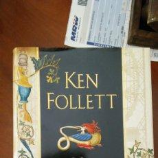 Libros: LIBRO UN MUNDO SIN FIN DE KEN FOLLETT. Lote 91040470