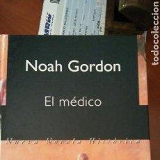 Libros: LIBRO EL MEDICO DE NOAH GORDON. Lote 91018997