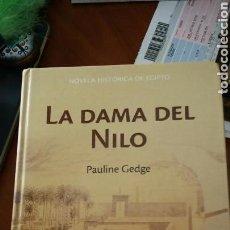Libros: LIBRO LA DAMA DEL NNILO DE PAULINO CEDGE. Lote 91098985