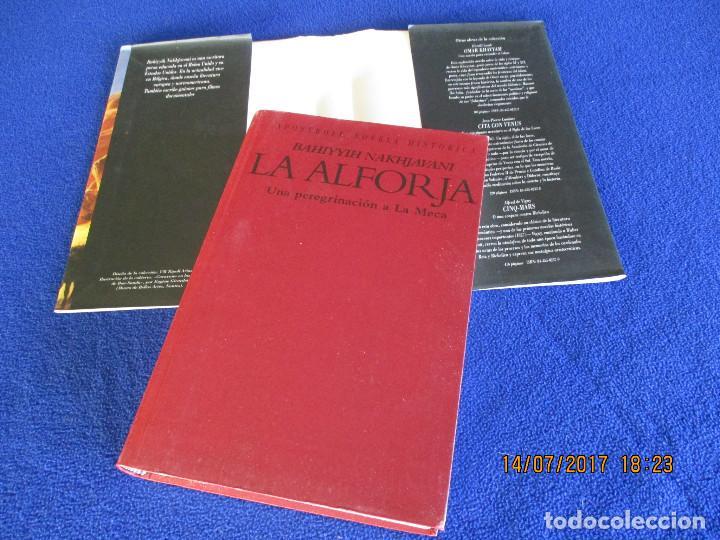 Libros: LA ALFORJA Una peregrinacion a la Meca - Foto 3 - 93099045