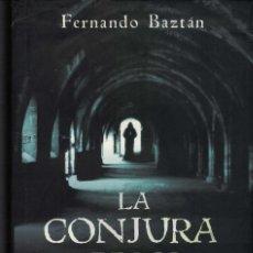 Libros: LA CONJURA DE LOS LOBOS. Lote 95907887