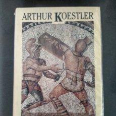Libros: ESPARTACO, DE ARTHUR KOESTLER (CÍRCULO DE LECTORES), A ESTRENAR.. Lote 96418991