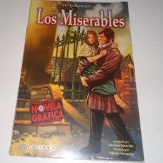 Libros: LOS MISERABLES POR VICTOR HUGO. Lote 96443687