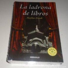 Libros: LA LADRONA DE LIBROS POR MARKUS ZUSAK. Lote 96878063