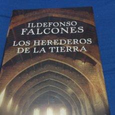 Libros: LOS HEREDEROS DE LA TIERRA.ILDEFONSO FALCONES.NUEVO.. Lote 101295662