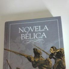 Libros: NOVELA BELICA . EMILIO SALGARI . AGUILAS DE LA ESTEPA. Lote 102338223