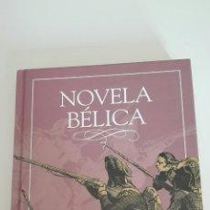 Libros: NOVELA BELICA . GUY DE MAUPASSANT . BOLA DE SEBO. Lote 102343000