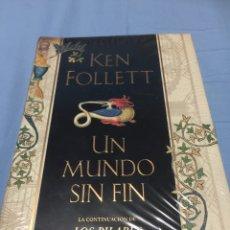 Libros: UN MUNDO SIN FIN. EN FOLLET. NUEVO PRECINTADO. Lote 103239650