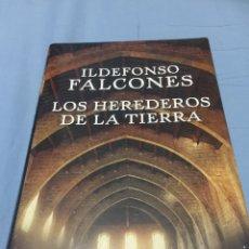 Libros: LOS HEREDEROS DE LA TIERRA.ILDEFONSO FALCONES.NUEVO. Lote 103239728