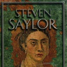 Libros: LA ADIVINA DE ROMA. STEVEN SAYLOR. CÍRCULO DE LECTORES.. Lote 107041887