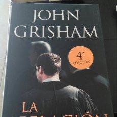Libros: LIBRO LA APELACION DE JOHN GRISHAM. Lote 107308387