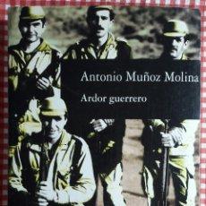 Libros: ARDOR GUERRERO. Lote 114417615
