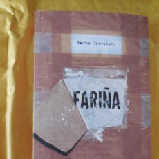 Libros: LIBRO FARIÑA, AUTOR NACHO CARRETERO, ED LIBROS DEL K.O. 10 EDICIÓN. ESTADO NUEVO, SIN USAR.. Lote 114639927