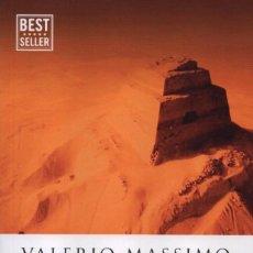 Libros: LA TORRE DE LA SOLEDAD DE VALERIO MASSIMO MANFREDI - PENGUIN RANDOM HOUSE, 2017 (NUEVO). Lote 114687663