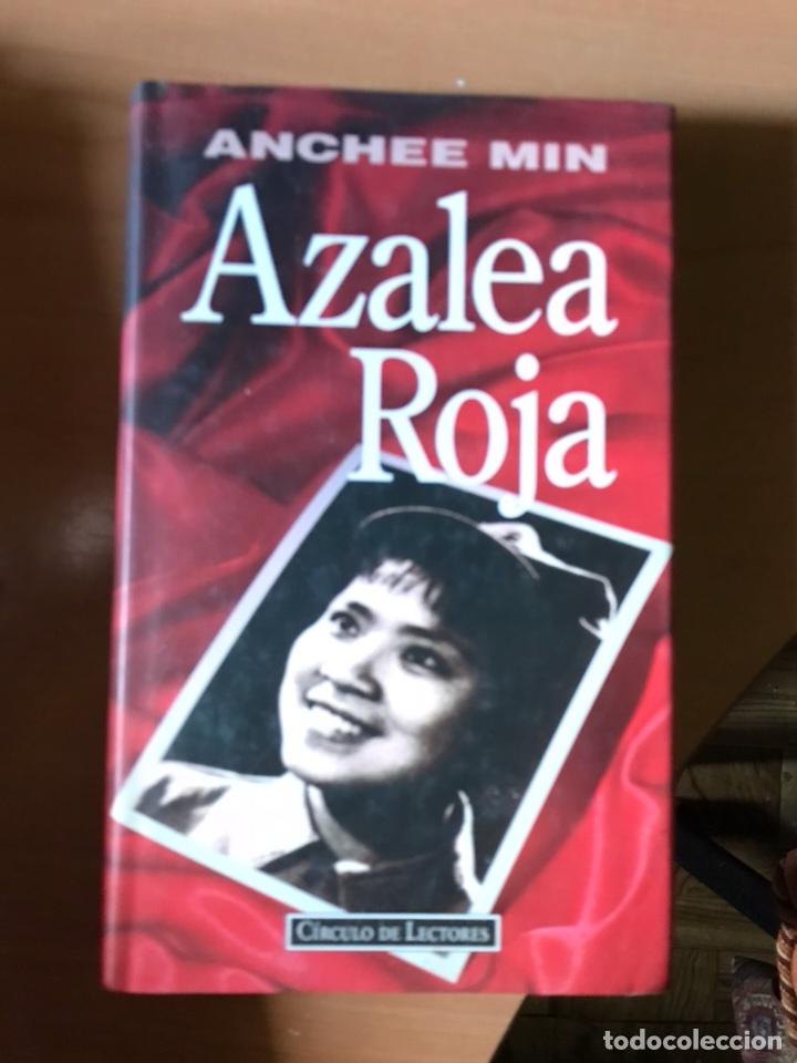 LIBRO AZALEA ROJA (Libros Nuevos - Narrativa - Novela Histórica)