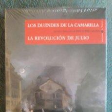 Libros: LOS DUENDES DE LA CAMARILLA LA REVOLUCIÓN DE JULIO / EDI. ESPASA / EDICIÓN 2008. Lote 115713695