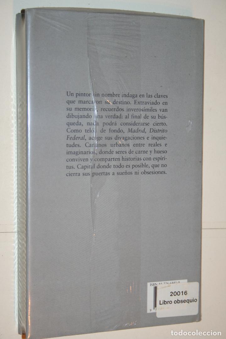 Libros: MADRID, DISTRITO FEDERAL (J.J. Armas Marcelo) *** LIBRO PRECINTADO *** EDICIONES CIRCULO LECTORES - Foto 2 - 120093315