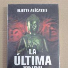 Libros: LA ULTIMA TRIBU. ELIETTE ABECASSIS. Lote 120351475