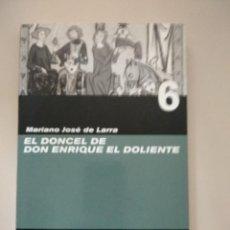 Libros: EL DONCEL DE DON ENRIQUE EL DOLIENTE. Lote 121257139