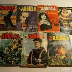 Libros: LOTE 7 LIBROS DE COLECCION ARDILLA. Lote 121808639