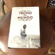 Libros - Novela El Techo del mundo de David Zurdo y ángel Gutiérrez - 129380687