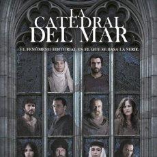Libros: LA CATEDRAL DEL MAR, DE ILDEFONSO FALCONES. Lote 131264183