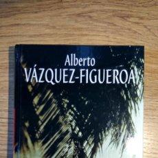 Libros: TIEMPO DE CONQUISTADORES DE ALBERTO VÁZQUEZ-FIGUEROA. Lote 135422150