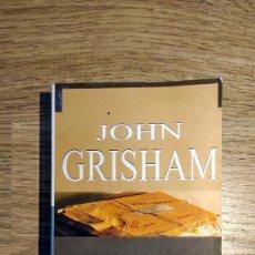 Libros: LA HERMANDAD DE JOHN GRISHAM. Lote 135797558