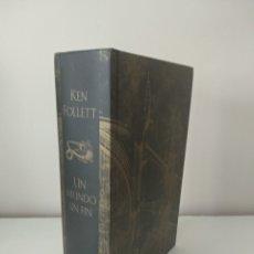 Libros: LIBRO UN MUNDO SIN FIN KEN FOLLET PERFECTO. Lote 136037281