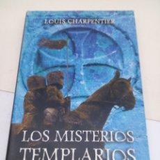Libros: LIBRO LOS MISTERIOS TEMPLARIOS. Lote 139527492