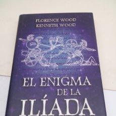 Libros: LIBRO EL ENIGMA DE LA ILÍACA. Lote 139527865
