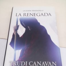 Libros: LIBRO LA ESPIA TRAIDORA L LA RENEGADA. Lote 139528156