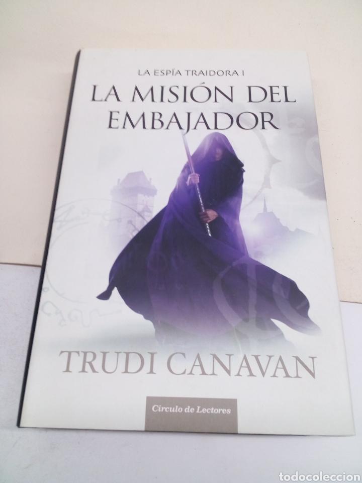 LIBRO LA ESPIA TRAIDORA LL LA MISIÓN DE LA EMBAJADORA (Libros Nuevos - Narrativa - Novela Histórica)