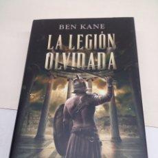 Libros: LIBRO LA LEGIÓN OLVIDADA. Lote 139528484