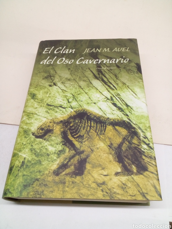 LIBRO EL CLAN DEL OSO CAVERERNARIO (Libros Nuevos - Narrativa - Novela Histórica)