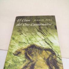 Libros: LIBRO EL CLAN DEL OSO CAVERERNARIO. Lote 139528660