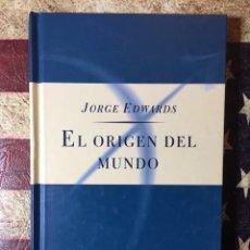 Libros: EL ORIGEN DEL MUNDO. Lote 142102893
