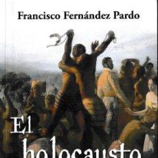 Libros: EL HOLOCAUSTO NEGRO (FCO. FERNÁNDEZ PARDO 2018) GLYPHOS. Lote 142685314
