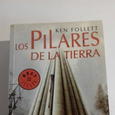 Libros: LOS PILARES DE LA TIERRA. Lote 143285220